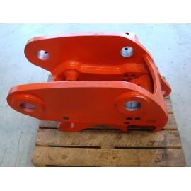 Enganche Rápido Mecánico MILLER MPG 6 Fiat Kobelco 215