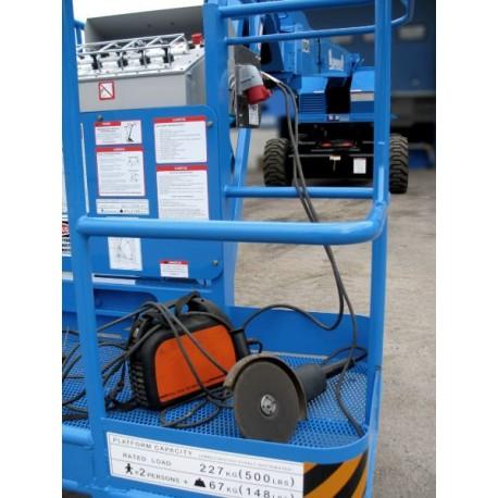 Generador Hidráulico HG Dynaset