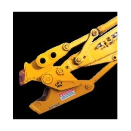 Cizallas mecánicas para Demolición y Chatarra BLS